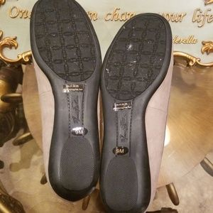 Marc Fisher Shoes - MARC FISHER GREY LOAFER SZ 9 NWT
